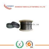 O fio do termopar/// faixa de folhas da haste em stock (tipo K) alumel chromel