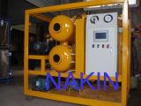 Petróleo dobro que filtra, separador da isolação do vácuo dos estágios de água do petróleo