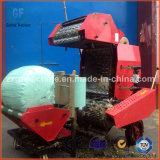 自動飼料の干し草の梱包機