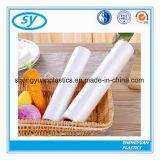 Transparante Plastic Zakken op Broodje voor Supermarkt