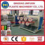 Plastikhaustier-Fußboden-Pinsel-Heizfaden-Garn, das Maschine herstellt