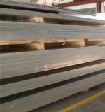 Piatto della lega di alluminio con la grande larghezza supplementare 6061 T651 T6