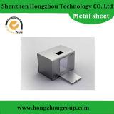 Estrutura de aço de solda da estrutura de chapa de metal