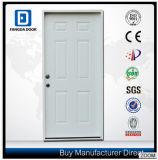 6 Panle Utility Ratproof American Prehung Steel Barn Door