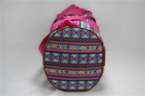 PUのショルダー・バッグ旅行袋との各国用様式の方法Pringting