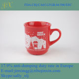 Eco-Friendly all'ingrosso Color Glazed Ceramic Coffee Cup Made in Cina