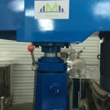 材料の混合の機械装置