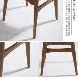 椅子の現代食事の椅子のコンピュータの椅子(M-X2020)を食事する灰の純木の灰木