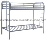 高品質の低価格の強い金属の鋼鉄鉄の二段ベッド