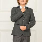 Commerce de gros à la mode uniforme scolaire des filles Blazer et Pli jupe