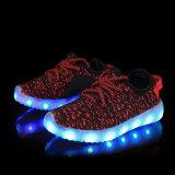 ほとんどの破裂音の照明LED製靴工場直接販売法LEDは子供に蹄鉄を打つ