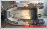 De Opblaasbare Boot van pvc met de Vloer van het Triplex (fws-D230)
