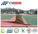 Barato profesional Si-PU Pisos para Gym / fitness / Estadio piso