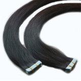 De in het groot Natuurlijke Kleur van het Haar van Prebonded van de Uitbreiding van het Menselijke Haar van de Band