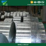 Bandes d'acier de Gavanized d'IMMERSION chaude d'approvisionnement et bande en acier laminée à froid