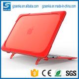 """Piel protectora de la cubierta del caso PC + TPU del ordenador portátil para la caja de 13 """"de MacBook PRO"""