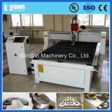 Eficiente de alta máquina de corte de plasma CNC bajo precio del metal