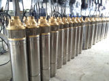Bomba de agua sumergible 4sk la salida de latón de 1 pulgada 1HP/1.5HP/2CV