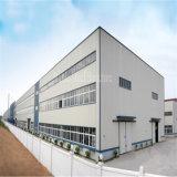 Struttura d'acciaio prefabbricata del gruppo di lavoro e del magazzino della fabbrica dalla Cina