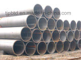 DIN 17456 Hr Seamless Pipe Acero inoxidable