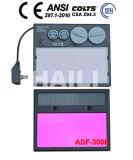 De zonne Aangedreven Auto Verdonkerende Filter van het Lassen (adf-300K)