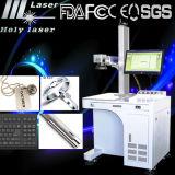 De Laser die van de Vezel van de oppervlakte de Machine van de Druk merken (hsgq-20W)