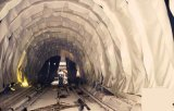 Sous-sol PVC Membrane imperméable/PVC Tunnel Membrane imperméable