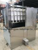 Générateur de glace de cube en matériau de l'acier inoxydable 304 avec la conformité de la CE