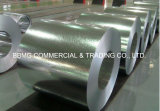 Il TUFFO caldo striscia d'acciaio/della bobina d'acciaio galvanizzata ha galvanizzato la bobina d'acciaio