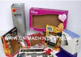 Zj800tsの自動プラテンのラベルまたはボール紙またはボール紙または段ボール紙シートを切るために型抜きし、折り目が付く機械