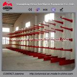 가벼운 의무 강철 구조물 창고 공가 선반 선반설치