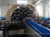 Tuyau flexible de tuyau de tuyau de décharge plat en plastique PVC