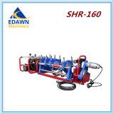 Máquina modelo do soldador da fusão da extremidade da máquina de soldadura da tubulação do HDPE Shr-160