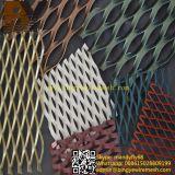 Malla de metal expandido de malla de alambre perforado para decorativos
