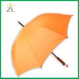 [شنس] باع بالجملة محترف صاحب مصنع مطب ترويجيّ مظلة مستقيمة مع مقبض خشبيّة