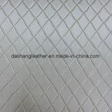 Металлический ПВХ синтетическая кожа для обивки