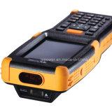 Lectura impermeable y a prueba de polvo PDA del uso al aire libre de la electricidad del amperímetro