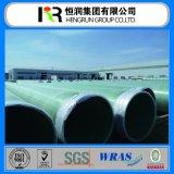 Alto tubo del tubo GRP del plástico reforzado fibra de vidrio de Strengh