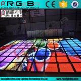Van de Lichte P10 LEIDENE van het stadium Scherm het VideoVertoning van Dance Floor