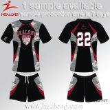 Maillot de football personnalisé bon marché Sublimation Youth