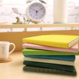 Notitieboekje van de Kantoorbehoeften van de Notitieboekjes van de Ontwerpers van de kantoorbehoeften het Leer Verbindende A4