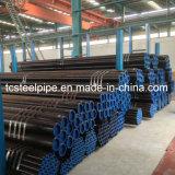 API 5L ASTM Naadloze Pijp A369-Fp2/Naadloze Buis/Hoogstaand