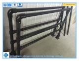 Clôture de PRF de sécurité, de clôture assemblés en fibre de verre, GRP Rail
