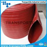 """6 """" Grande diâmetro da mangueira Layflat de PVC flexível"""