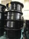 알루미늄 합금은 바퀴를 통해 변죽 합금 바퀴 BMW 변죽 트레일러를 선회한다