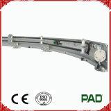 Die automatische Tür gekrümmt/Geschwindigkeits-Tür mit Bogen Constructure schieben