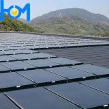 vetro solare con SPF, SGS, iso dell'arco Tempered di uso del comitato solare di 3.2mm