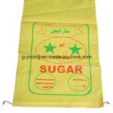 sacs de soupape de polyéthylène de 25kg/50kg BOPP Laimnated pp pour la tuile A. d'emballage