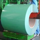 A cor de PPGI revestiu a bobina de aço com o preço do competidor