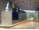 l'acido di 3mm-12mm ha inciso/vetro Frosting/glassato per i portelli